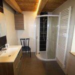 salle de bain gîte du Charri Vosges