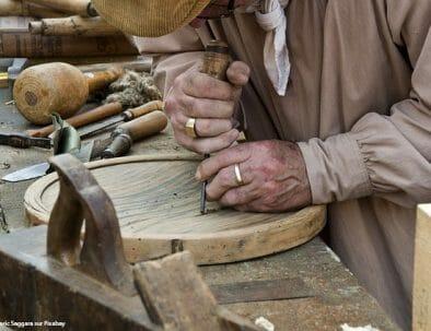 Artisanat du bois