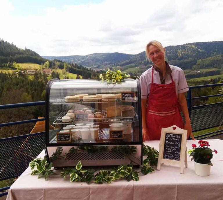 Vente de produits fermiers Vosges